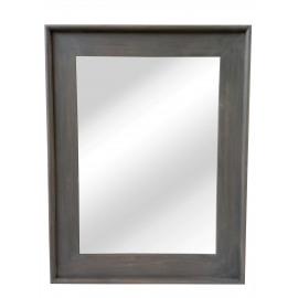 CLASSIC SOFT - spiegel - hout - Grijs - L - 68x88 cm