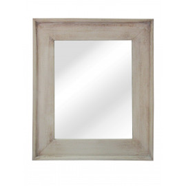 CLASSIC SOFT - mirror - wood - L 58 x H 68 cm - natural