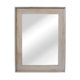 CLASSIC SOFT - mirror - wood - Natural - L - 68x88 cm