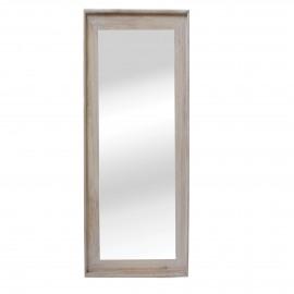 CLASSIC SOFT - spiegel - hout - Naturel - XL - 58x168 cm