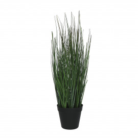 GRASS - grass in pot - plastic - H 55 cm