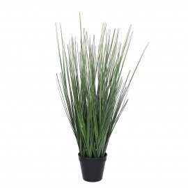 GRASS - grass in pot - plastic - H 75 cm