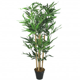 BAMBOO - bamboe plant - kunststof - H 90 cm