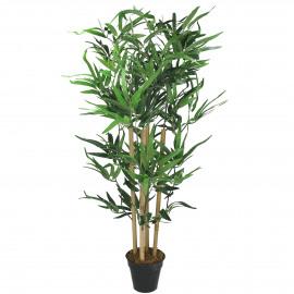 BAMBOO - bamboo plant - synthetics - H 90 cm