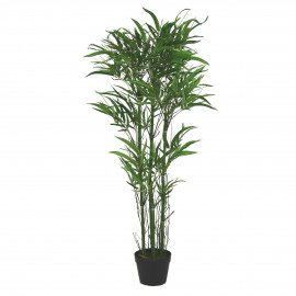 BAMBOO - artificial bamboo plant - green - XL - h140 cm