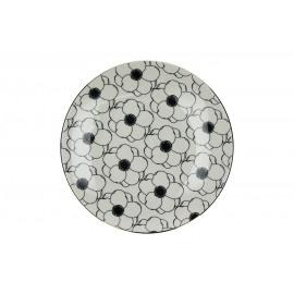 PALACE BOUQUET - dinner plate - porcelain - dia 27 cm