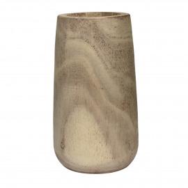 PURE - pot - palownia - naturel - L - Ø14xh30 cm