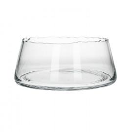 ROSARIO - fruit schaal - glas - Helder - M - dia 30x12.5 cm