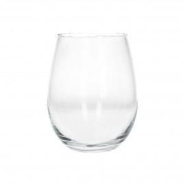 SIMPLE - Vaas - glas - L -  dia20x25 cm