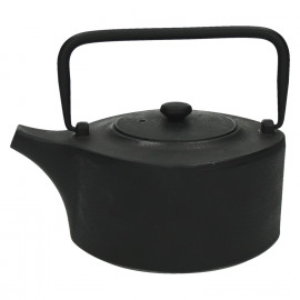 SHUN - tea pot - cast iron - L 18 x W 15 x H 10 cm