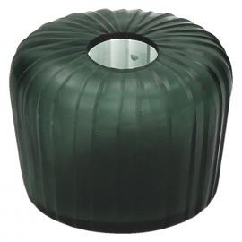 PAN-Vaas-Glas-Groen-S- dia 13 x 10 cm