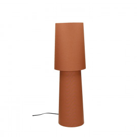 ALLURE-Lamp-E27-Fabric-Brick-S- dia 18 x 58 cm