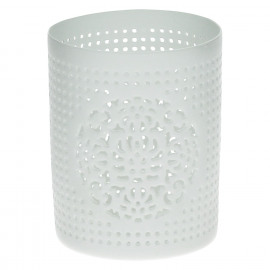 SWEET - photophore - porcelaine - DIA 7,5 x H 9,2 cm