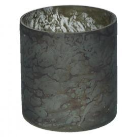 DONA-Tlight-Mat grijs-S- dia 10 x 11 cm