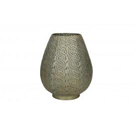 IKATORI-Lantaarn-Metaal-Goud-L- dia 25.5 x 30.5 cm