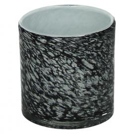 LORCA-T/light-Glass-Grey- dia 10 x 10 cm