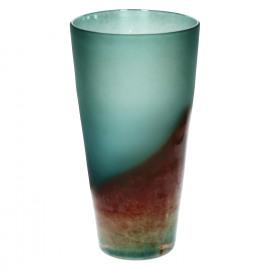 IRIAN-Vaze-Glas-Multicolor-L-dia 16 x 29.5 cm