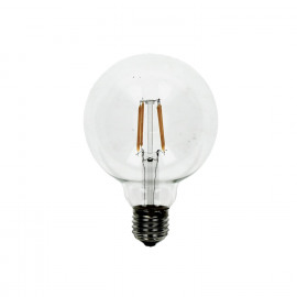 BULBS-Bulb LED-E27-4W/40W-3 000 hours-Dia 9.5 x 13.5 cm