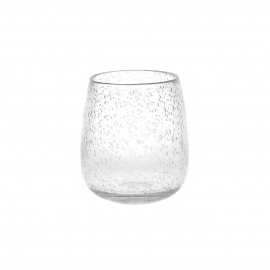 PAOLA - Vaas - Glas - Helder - dia 17 x 19 cm