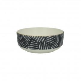 XANADU - bowl - earthenware - DIA 15 x H 7 cm