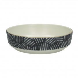 XANADU - salad bowl - earthenware - DIA 25 x H 6 cm