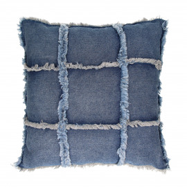 DENIM -  - L 45 x W 45 cm - jeans blue