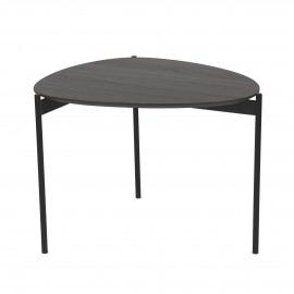 GUILLAUME  -  - L 60 x W 52 x H 45 cm - Zwart
