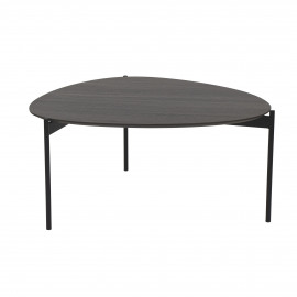 GUILLAUME  -  - L 80 x W 65 x H 38 cm - Zwart