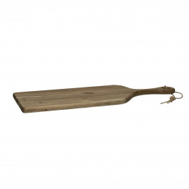 LIMITLESS - snijplank - Acacia hout - 50x20x1,5 cm