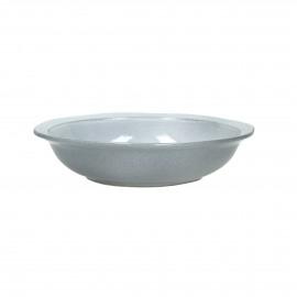 AUTHENTIC - soep bord - stoneware - licht blauw - Ø19 cm