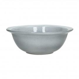 AUTHENTIC - salade kom - stoneware - licht blauw - Ø27 cm