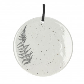 SPRINKLE - bord - porselein - DIA 30,5 x H 1 cm