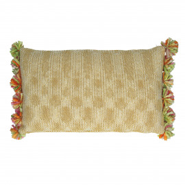 MOJITO - cushion - cotton - L 30 x W 50 cm