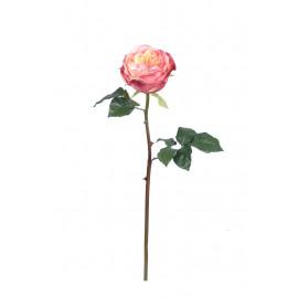 ROSE - roos - rood - h58 cm