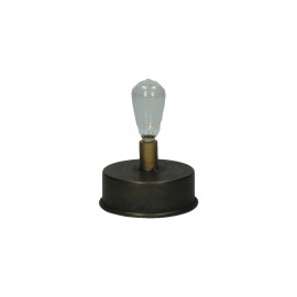 JULES - Led Lamp - 3V - 2 AA batteries - E 12
