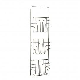 BOOX - newspaper rack - metal - 29x8x104 cm