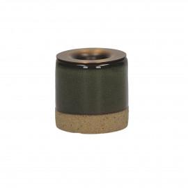 MIXOLOGY - stoneware - DIA 5 x H 5 cm - Green