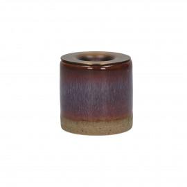 MIXOLOGY - chandelier - stoneware - DIA 5 x H 5 cm - Purple