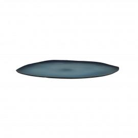 GALETS - schotel - blauw -  S - 30x20x2 cm