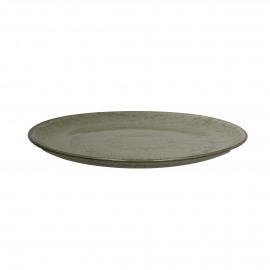 MIRHA - plat bord - aardewerk - DIA 27 cm