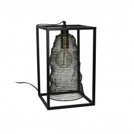 MAILLE - staanlamp - ijzer - L 25 x W 25 x H 40 cm