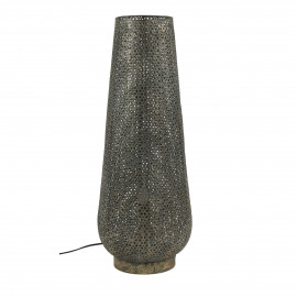JENDELA - vloerlamp - metaal - E14 - L - Ø31xh81 cm