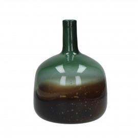 PETRILA - vase - verre - multi - Ø18,5x25 cm