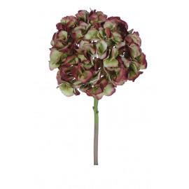 HYDRANGEA - hortensia - kunststof - H 51 cm - multicolor