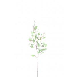 EUCALYPTUS - eucalyptus spray - kunststof - H 99 cm - groen