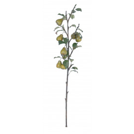 PEAR BRANCH - pear branch - synthetics - H 98 cm
