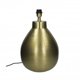KSAR - lampbase - metal - antique brass - Ø29x39 cm - E27