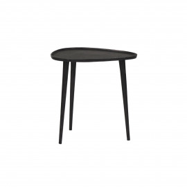 AUSTRAL - coffee table - metal - black - S - 31x40xh44 cm