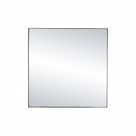 PALACE - spiegel - ijzer / spiegelglas - L 40 x W 3 x H 40 cm