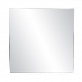 PALACE - mirror - iron / mirror glass - L 118 x W 3 x H 118 cm